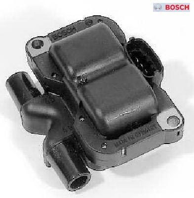Smart 450/452. Coil  Ignition. BOSCH