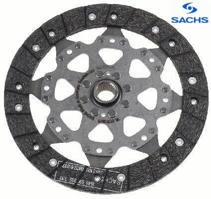 SMART 454 FOR FOUR. Disco de embrague SACHS