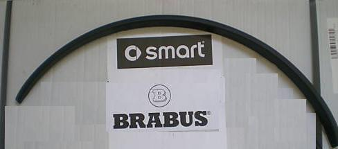 BRABUS ORIGEN. SMART 450 FORTWO.Right rear fender extension