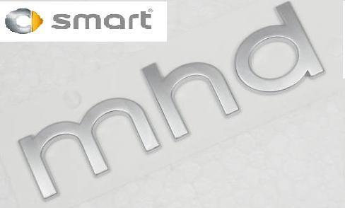 SMART ORIGINAL.SMART 451 FORTWO.  Logo mhd smart