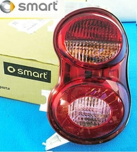 SMART ORIGINAL.SMART 451 FORTWO. Left taillight