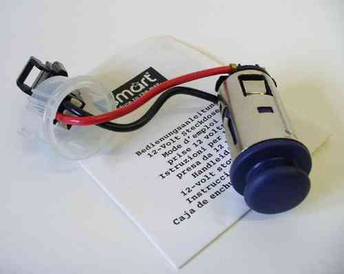 ORIGINAL SMART. SMART 450/452. Lighter 12V.