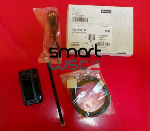ORIGINAL SMART. SMART 451 FORTWO. Kit d'intégration iPod