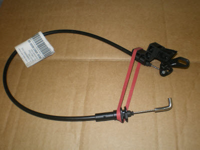SMART ORIGINAL. SMART 452 ROADSTER. Cable asidero exterior puerta