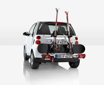 smart original smart 451 fortwo porte skis smart wsc. Black Bedroom Furniture Sets. Home Design Ideas