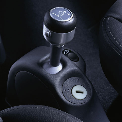BRABUS ORIGIN. SMART 450 FORTWO. Handle. SHINE
