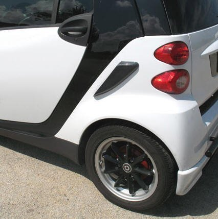 SMART AIREADOR. SMART 451 FORTWO. Air scoop