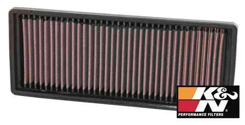 SMART FORTWO 451. KN Air Filter washable
